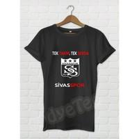 Dyetee Sivas Spor Bayan T-Shirt