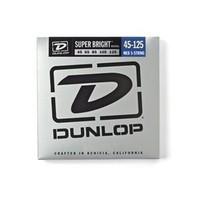 Jim Dunlop Dbsbn45125 Nickel Super Bright 5 Telli Bas Gitar Teli