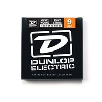 Jim Dunlop Den0965 Nickel Wound 8 Telli Elektro Gitar Teli