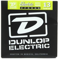 Jim Dunlop Nickel Wound Ekstra Heavy Çelik Elektro Gitar Teli