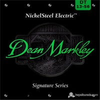 Dean Markley Nickelsteel Electric - Dt (D-Tune) Elektro Gitar Telleri