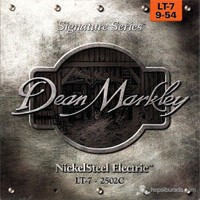 Dean Markley Nickelsteel 7 String - Lt Elektro Gitar Telleri (7 Telli)