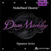 Dean Markley Nickelsteel 7 String - Lthb Elektro Gitar Telleri (7 Telli)