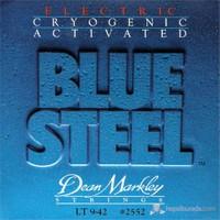 Dean Markley Bluesteel Electric - Lt Elektro Gitar Telleri