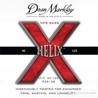 Dean Markley Helıx Nps Bass 5-Stg - Lt Bas Gitar Telleri