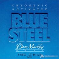 Dean Markley Blue Steel Bass 5-Stg - Lt Bas Gitar Telleri
