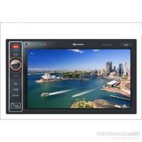 """Roadstar Rd9115n 6.2"""" Dokunmatik Ekran Oto Multimedya Navigasyon"""