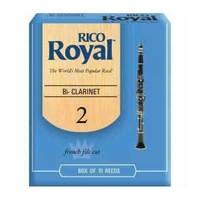 Klarnet Kamışı Rico Royal 2 No - Rcb1020