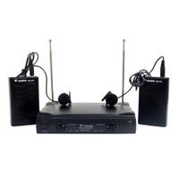 Westa Wm-323T Kablosuz Vhf İkili Yaka Mikrofonu