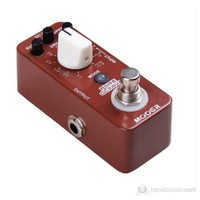 Mooer Moc1 Pure Octave Multi-Mode Clean Octave Pedal