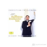 Christian Thielemann - Strauss,R.: Eine Alpensinfonie Rosenkavalier Suite