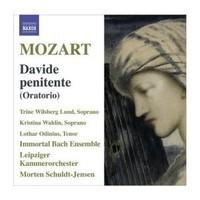 Mozart - Davide Penitente (Oratorio) Cd
