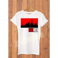 Dyetee Red City Bayan T-Shirt