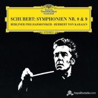 Herbert Von Karajan - Schubert: Symphonıes Nos:8-9