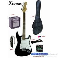 Elektro Gitar Seti XNE3BKSET