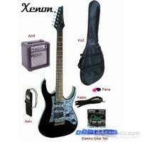Elektro Gitar Seti XNE4BKSET