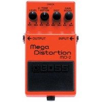 Boss Md-2(T) Mega Distortion Compact Pedal