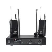 Westa Wm-442 T Uhf Kablosuz Mikrofon Çift Yaka