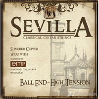 Cleartone Sevilla Hard Tension Ball-End Klasik Gitar Teli