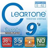 Cleartone Electric Light (10-46) Elektro Gitar Teli