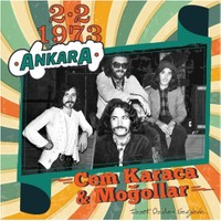 Cem Karaca & Moğollar - 2.2.1973 Ankara (Plak)