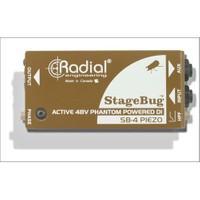 Radial Stagebug Sb-4 Aktif Piezo Dı