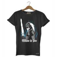 Dyetee Winter Is Here Bayan T-Shirt