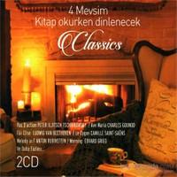 4 Mevsim Kitap Okurken Dinlenecek Classics 2 CD