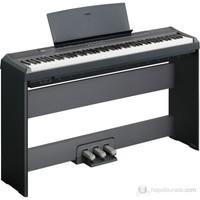 Yamaha P115 Siyah Taşınabilir Dijital Piyano Seti