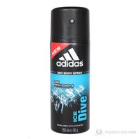 Adidas Ice Dive 150 Ml Erkek Deodorant