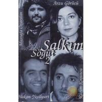 Salkım Söğüt 2 (arzu Görücü, Mustafa Özarslan, Hakan Yeşilyurt, Kazım Koyuncu) (cd)