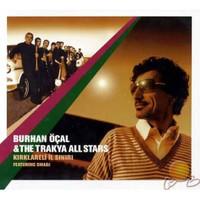 Burhan Öcal & The Trakya All Stars (cd)