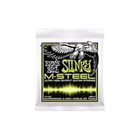 Ernie Ball P02921 M-Steel Regular Slinky 0.10 - 0.46 Elektro Gitar Teli