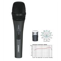 Fugue Fm-818 Dinamik Mikrofon+Kablo Dahil