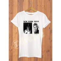 Dyetee James Dean Bayan T-Shirt