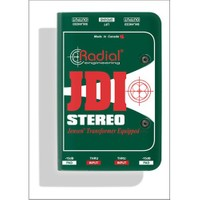 Radial Jdı Stereo Stereo Dı Box