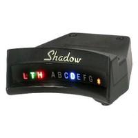 Shadow Sh Sonic - Chromatic Tuner/Gövde İçi Yapışkanlı