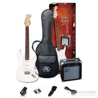 Sx Se1 Sk Wt Elektro Gitar Seti