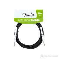 Fender 10 Performance Instr. Cable, Bk