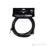 Fender 10 Custom Shop Perf. Cable, Angled, Btwd