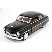 Motormax 1:24 1949 Mercury Coupe -Siyah Model Araba
