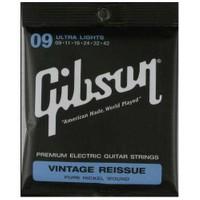 Gibson Seg-Vr09 Elektro Gitar Teli Vintage