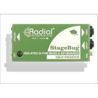 Radial Stage Bug Sb2 Pasif Dı Box