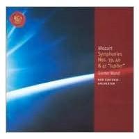 Mozart - Symphonies Nos. 39, 40 & 41 Cd