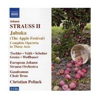 Johann Strauss Iı - Jabuka (The Apple Festival) - 2 Cd