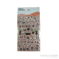 Bigpoint 851-07 Sticker Pandalar Bp85107