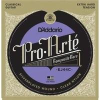 Daddario Ej44C Klasik Gitar Teli Compos Hard