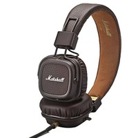 Marshall Majör II Kulaküstü Kulaklık (Kahverengi)