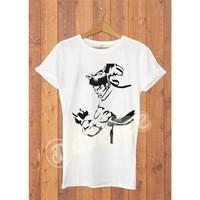 Dyetee Street Fighter Ryu Bayan T-Shirt