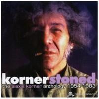 Alexis Korner - Kornerstoned - The Anthology 1954 -1983